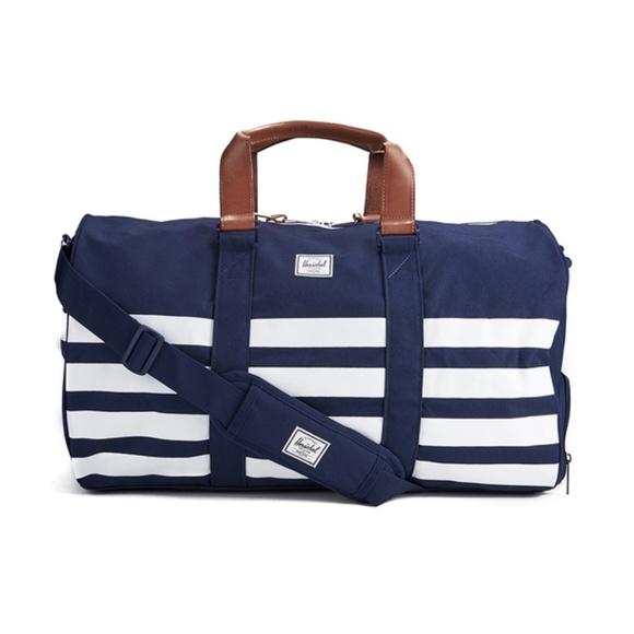 Herschel Supply Company Handbags - Herschel Novel Duffle Bag in Sailor  Stripe f7a66ad3dbd9a